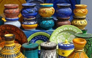 Must see Small House Eid Al-Fitr Decorations - Moroccan-Pottery-for-Eid-Ul-Fitr-300x191  Picture_34736 .jpg