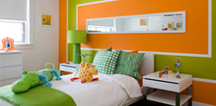 Things to Consider When Choosing Wall Colour : interior wall painting colours - zebratimes.com