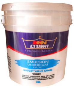 Crown Emulsion Undercoat Decorative Paint, Crown Emulsion Undercoat, Decorative Paints, Crown Paint Kenya