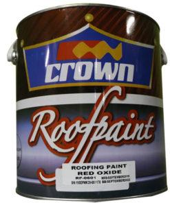 Crown Roof Decorative Paint