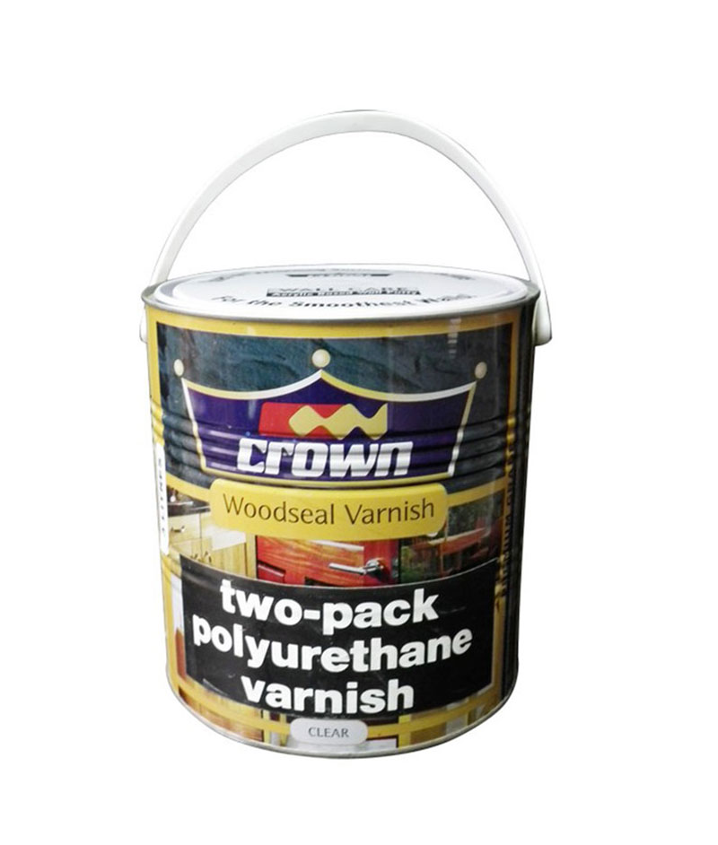 Crown Two Pack Polyurethane Varnish Crown Paints Kenya Plc