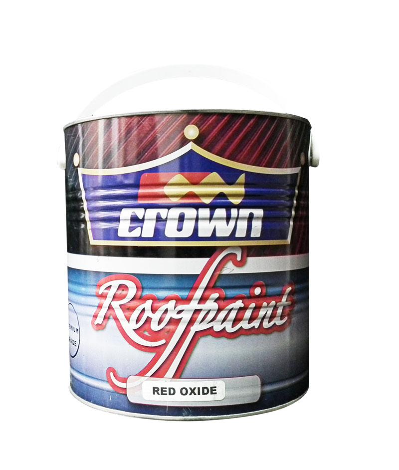 Crown roof paint red oxide crown paints kenya plc - Crown exterior wood paint colours ...