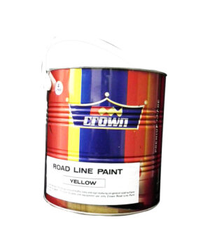 Crown-Roadline-Paint-Yellow