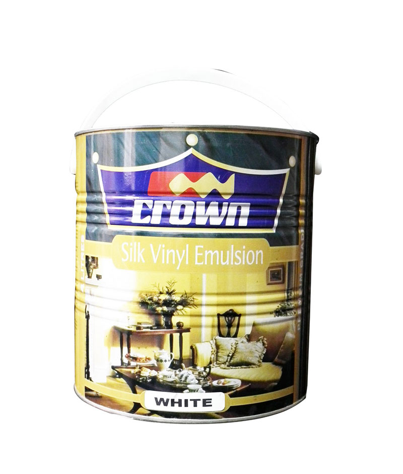 Crown Silk Vinyl Emulsion Crown Paints Kenya Plc