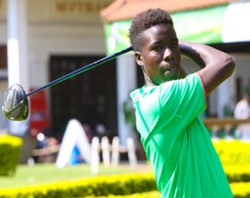 David Nduva Crown Paints Golf