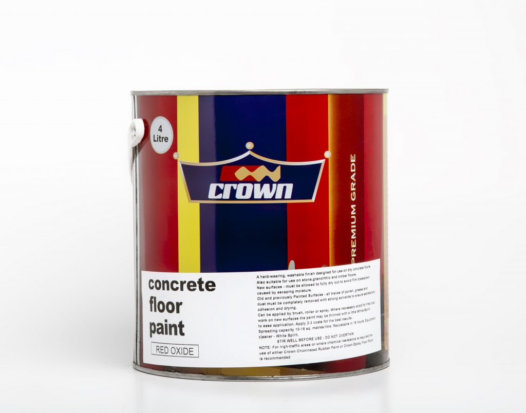 Crown Concrete Floor Paint Crown Paints Kenya Plc
