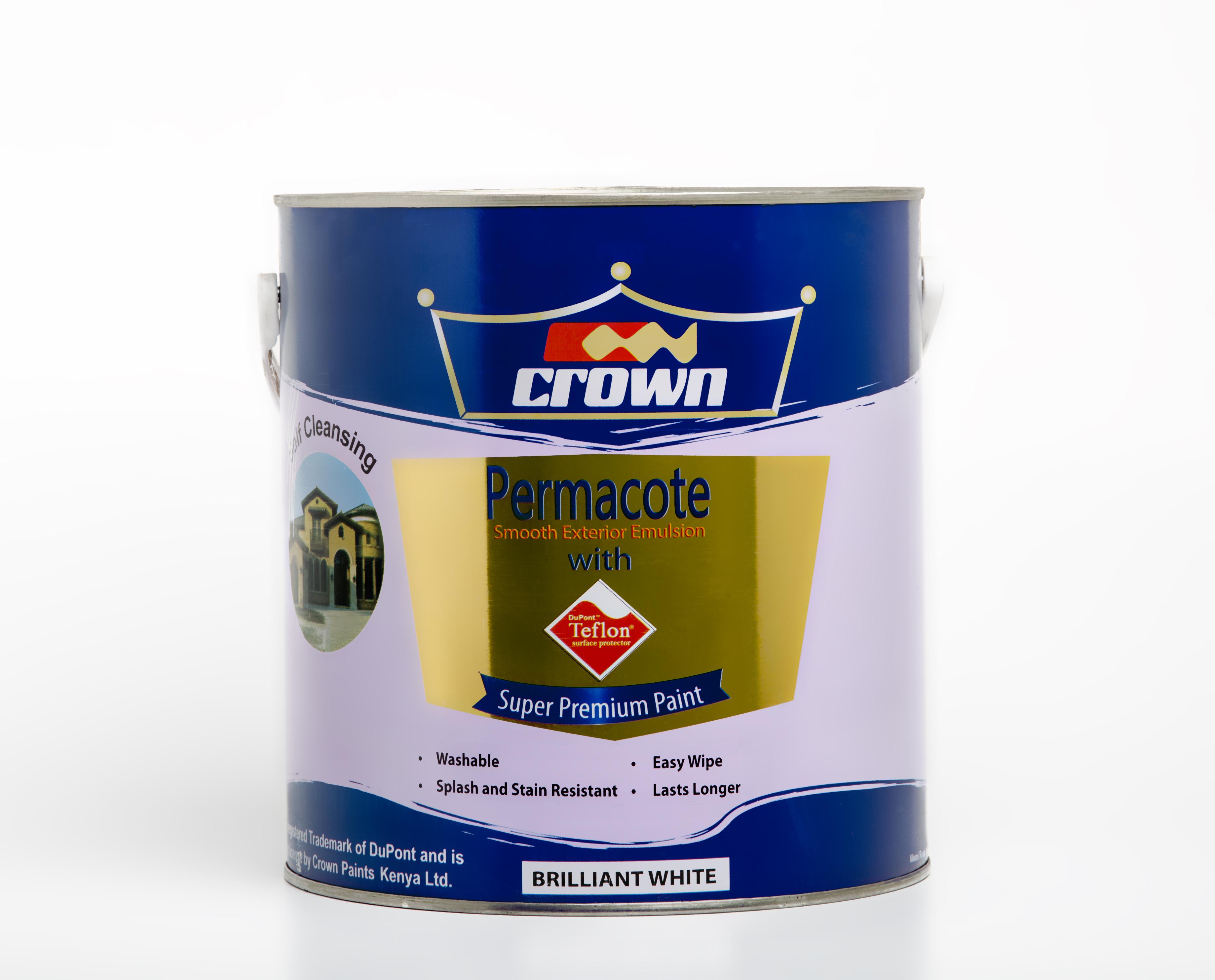 Crown Paints Kenya Price List