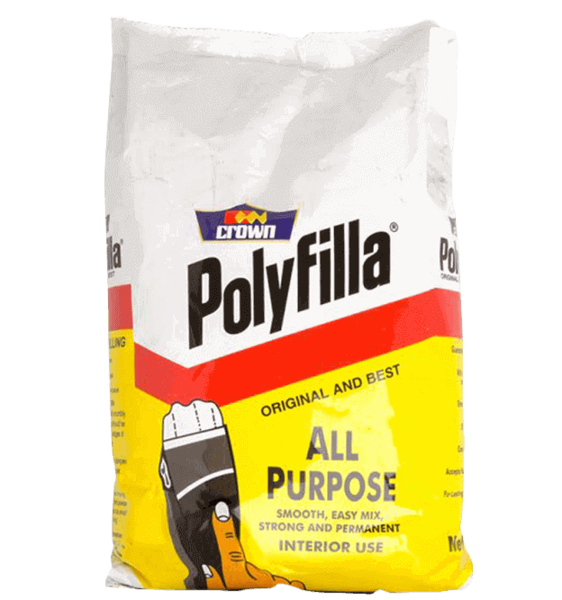Crown Polyfilla - Crown Paints Kenya PLC