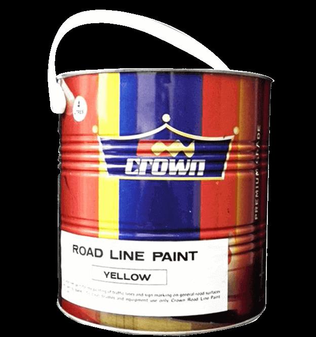 Crown Road Marking - Crown Paints Kenya PLC