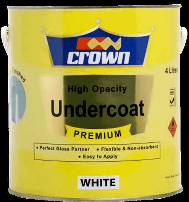 Crown Undercoat - Crown Paints Kenya PLC