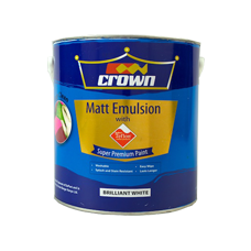 matt emulsion with teflon