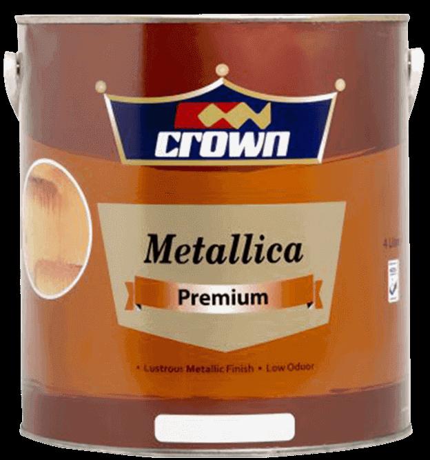 Crown Metallica Secial Effect Paint - Crown Paints Kenya PLC