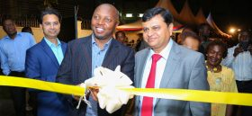 Crown Paints opens a top-class showroom in Karen