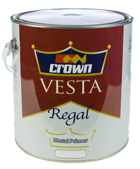 Vesta-Regal-Metal-Primer, Adhesives, Automotive, Industrial, Intermediate, Road Marking, Thinners, Decorative, Wood Finishes, ZERO VOC