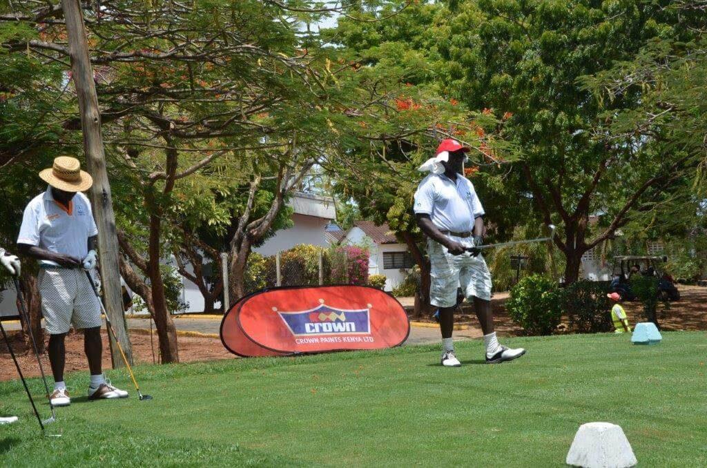Crown Paints Golf Tournament