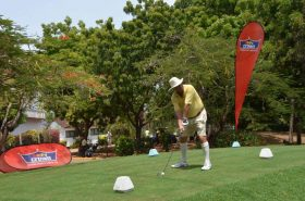 Crown Paints Golf Tournament