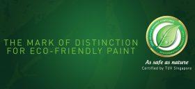 Crown Paints Environment Eco- friendly Program