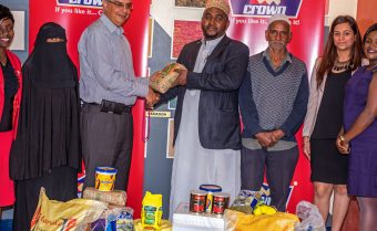 Crown Paints Giving Back to Society