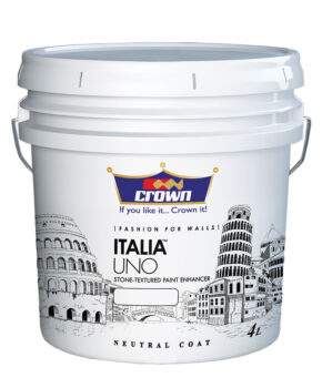 ITALIA UNO Decorative Paints, Adhesives, Automotive, Industrial, Intermediate, Road Marking, Thinners, Decorative, Wood Finishes, ZERO VOC