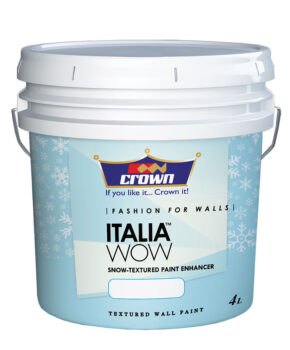 Italia Wow Decorative Paints, Adhesives, Automotive, Industrial, Intermediate, Road Marking, Thinners, Decorative, Wood Finishes, ZERO VOC