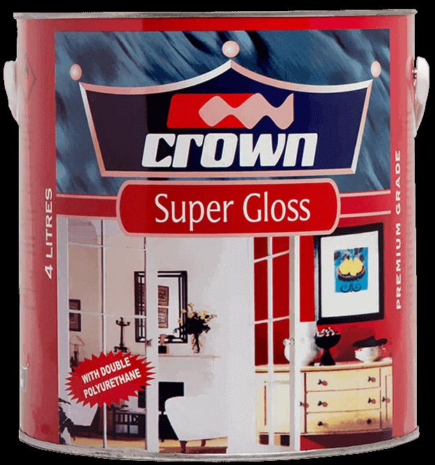 Crown Super Gloss Paint Color - Crown Paints Kenya PLC