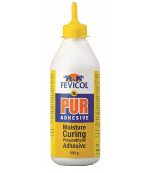 Adhesive Paint, Adhesive painting colour coat, Fevicol 1K PUR